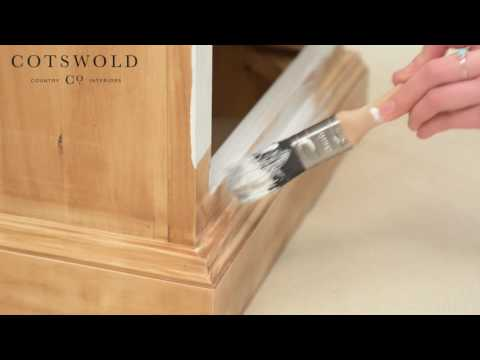 How to Upcycle Your Furniture | Paint Your Bedside Cabinet - Cotswold Co Country Interiors