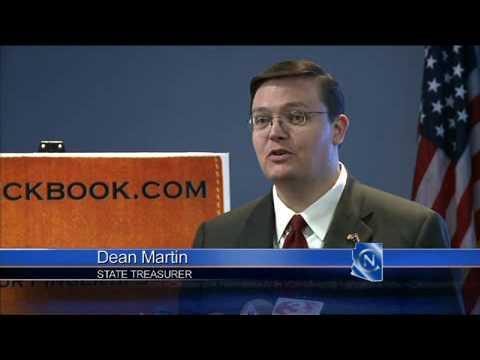 Web site tracks state spending