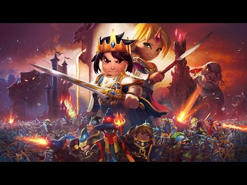 Royal Revolt 2 Game Play