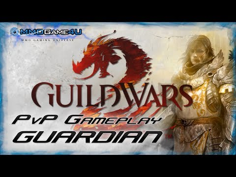 Guild Wars 2 Guardian Pvp Gameplay Video