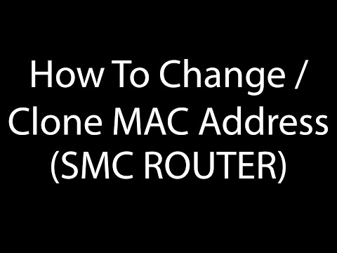 How To Change Router Mac Address