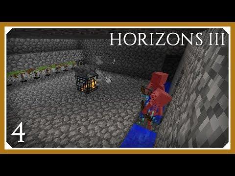 FTB Horizons 3 | Cyclic Mob Totem Farm! | E04 (Modded Minecraft 1.12.2)