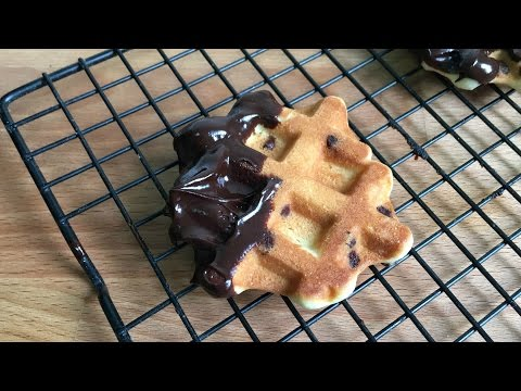 Waffle cookies | No bake recipes | Simple Happiness