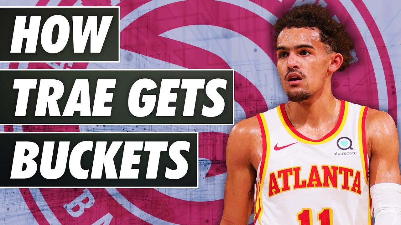 How Trae Young Picks Apart Defenses   Atlanta Hawks Breakdown   The Void