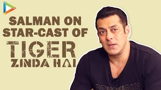 """Sajjad is on the level of Gabbar Singh"": Salman Khan 