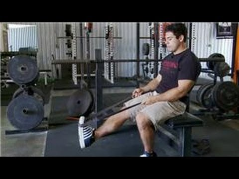 Exercises for Sports, Injuries or the Obese : How to Strengthen an Atrophied Calf Muscle