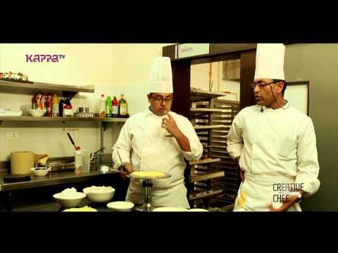 Creative Chef - Mix fresh fruit gateau - Kappa TV