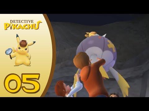 Detective Pikachu #5: ¡Escapamos de la cueva!