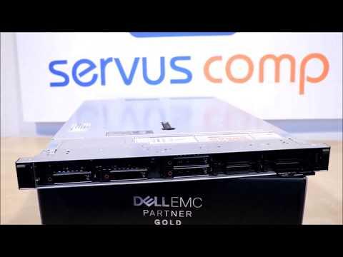 Serwer DelEMC PowerEdge R440 1U RACK Servus Comp