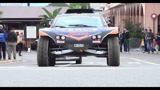 Monaco Dakar rallye 2018  raid Africa eco race pure sound