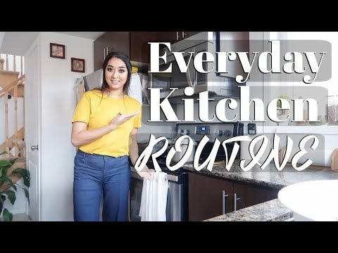 MY Everyday Kitchen Routine #Dailyvlogs | Indian Mom Vlogger