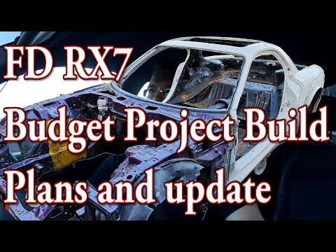 FD RX7 Budget build plans