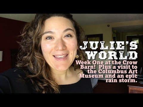 Julie's World Vlog: May 21 - 27, 2018