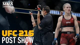 UFC 215 Post-Fight Show - MMA Fighting
