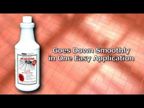 How To Shine Tile Floors - Floor Restoration