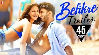 Befikre | Official Trailer | Aditya Chopra | Ranveer Singh | Vaani Kapoor