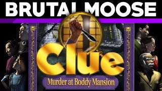 Clue: Murder at Boddy Mansion - PC Game Review - brutalmoose
