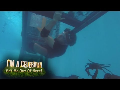 Jimmy Bullard's Bushtucker Trial: The Tunnel Of Terror | I'm A Celebrity...Get Me Out Of Here!