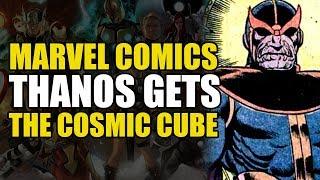 Infinity War: Thanos War Book 1