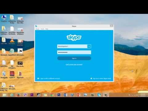 Skype Add another Email Address to Your Skype Account