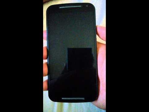 Moto G Screen Problem
