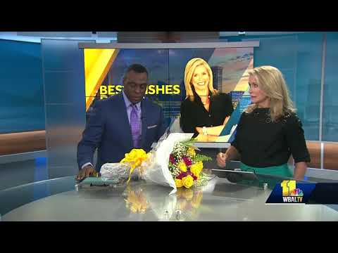 Andre Hepkins shares 23 roses with Donna