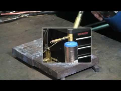 Copper Annealing -  3 Steps