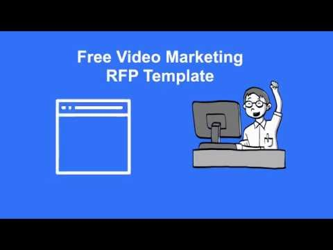 How To Write a Video Marketing Request For Proposal (RFP)