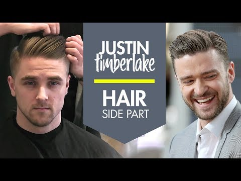 How to Style Your Hair Like Justin Timberlake - New Short Men's Hairstyle - By Vilain