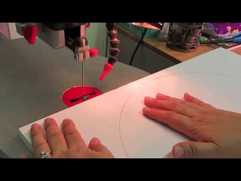 How To Cut Cake Boards the Krazy Kool Cakes Way!