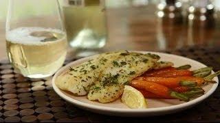 Tilapia Recipes How To Make Pan Seared Tilapia