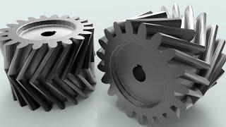 Making gear in autoCAD 3D - PakVim net HD Vdieos Portal