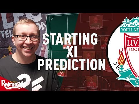Swansea v Liverpool | Starting XI Prediction LIVE