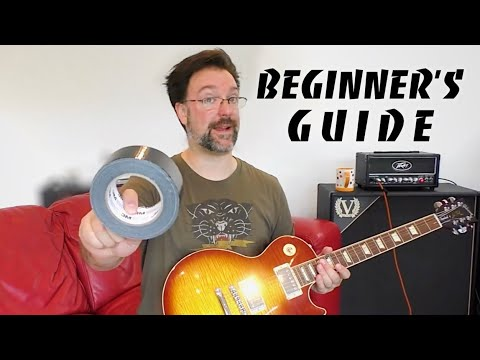 The Beginner's Guide To Electric Guitar Gear - Guitars, Amps & Pedals