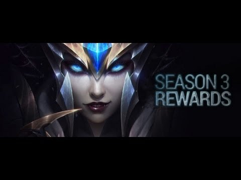Victorious Elise Ward Skin Spotlight End Season 3 Rewards