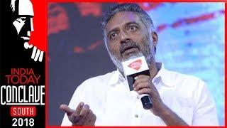 Prakash Raj Speaks Out On Refering Modi As Better Actor Than Him | India Today Conclave South 2018