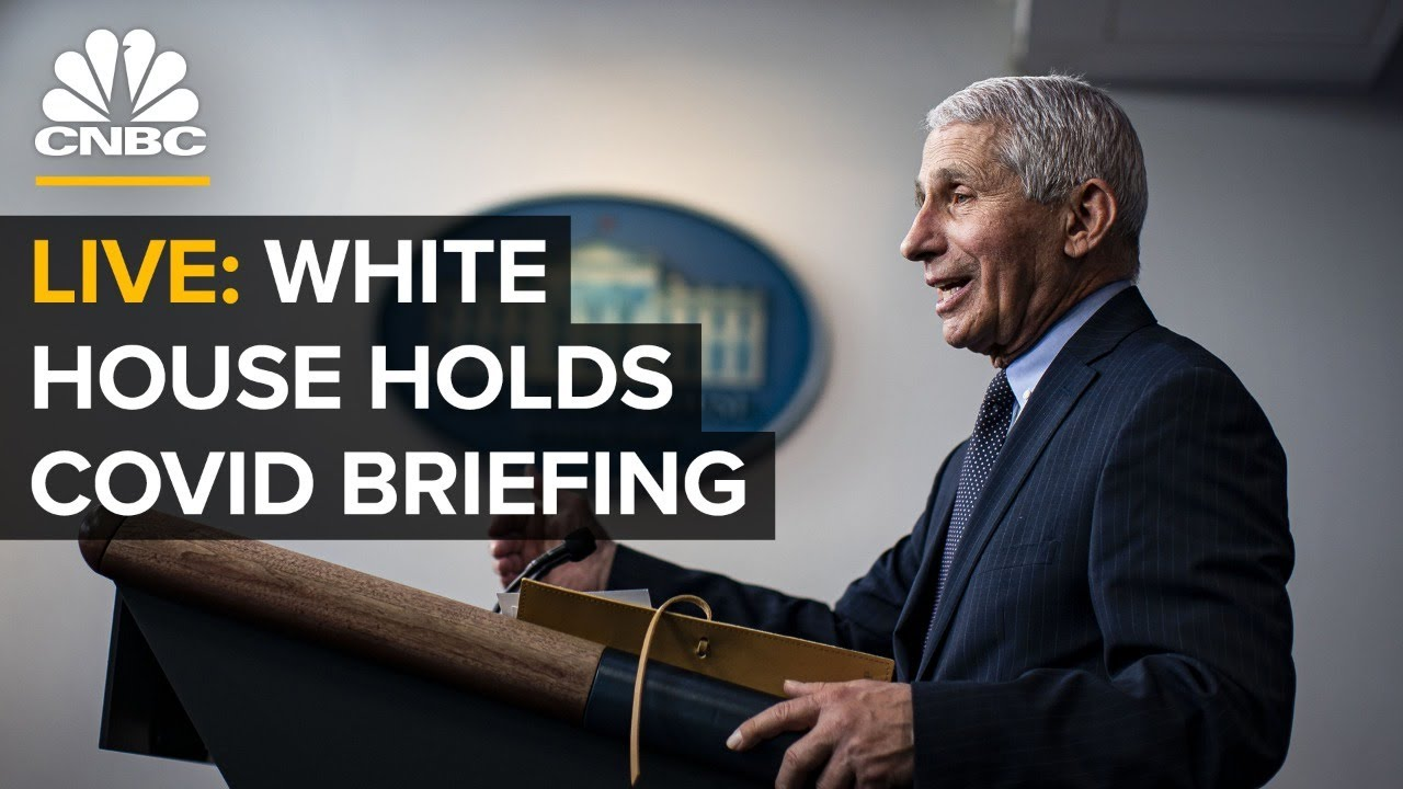 WATCH LIVE: White House holds Covid task force briefing — 2/26/21