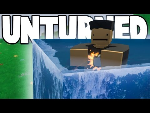 Unturned 3.17.14.0: Multiple Water Levels! (Lakes, Dams, Swimming Pools, Etc. Now Possible)