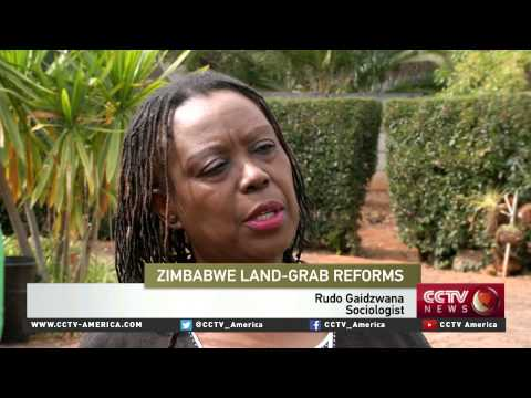 Zimbabwe government plans to return land back to white farmers
