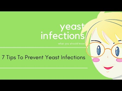 7 Ways To PREVENT YEAST INFECTIONS After Swimming | Candida Infection Tips