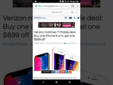 AT&T no restrictions in S. Korea, Verizon matching T-Mobile BOGO.