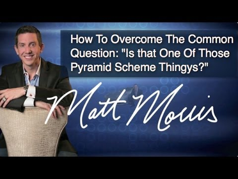 Overcoming The Objection/Question in Network Marketing