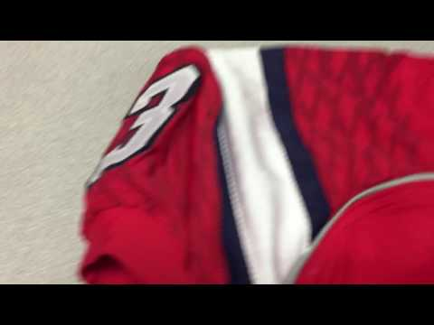 Nano-Flex Custom Football Jersey
