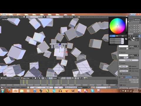How to Make a Cool Intro Using Blender and Windows Live Movie Maker