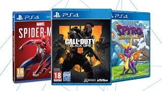 ᐅ Descargar Mp3 De Top 10 Mejores Juegos Ps4 Del 2018 2018 2018