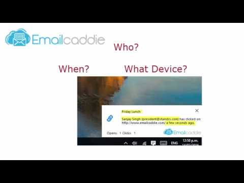 How to track Merged Emails from Outlook