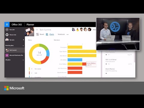 Introducing Microsoft Planner - a new way to organize work