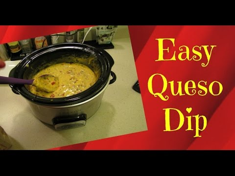 How to Make Easy Queso Dip