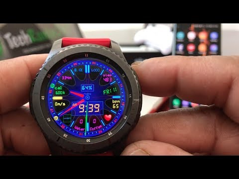 How to Get And Play Music Videos On Your Gear S3!