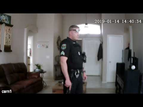 Glendale Police enter law-abiding and defenseless citizens house with weapons drawn!!